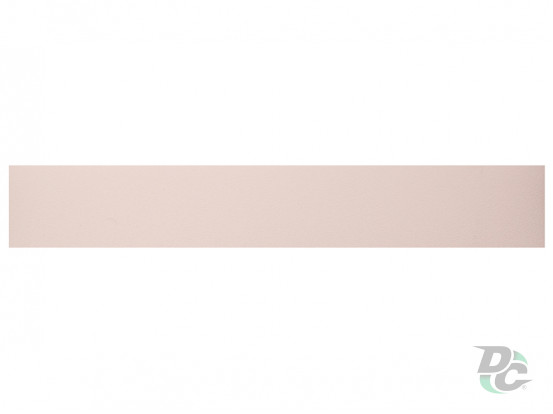 DC PVC edge banding 41/1,8 mm Vanilla/Rough Beige 1301PE