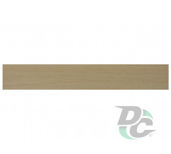 DC PVC edge banding 21/2 mm Natural Maple D375