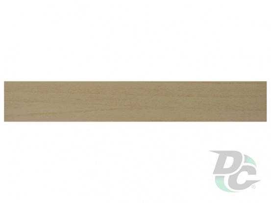 DC PVC edge banding 21/2 mm Natural Maple D375