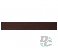 DC PVC edge banding 41/1,8 mm Dark Walnut 9450PR