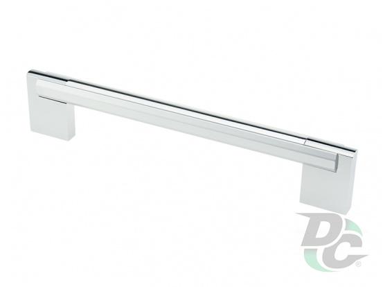 Handle  D-450/192 G2/G6 Chrome / Matt Chrome (Aluminum) DC OptimaLine