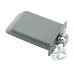 Adjustable LEFT cabinet hanger Grey DC StandardLine