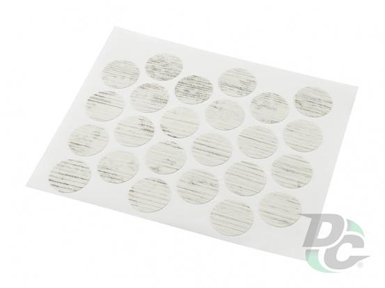 Minifix cam self-adhesive cap Country Label 0286